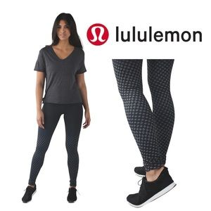 LULULEMON Wunder Under Pant III Full on Luon